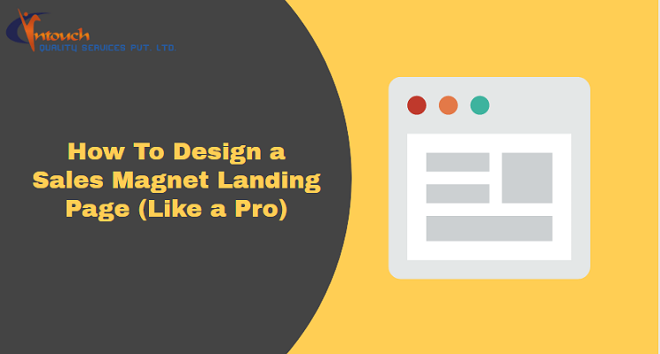 How To Design a Landing Page (Like a Pro)