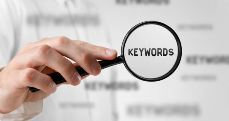 Get Discovered with  Keywords