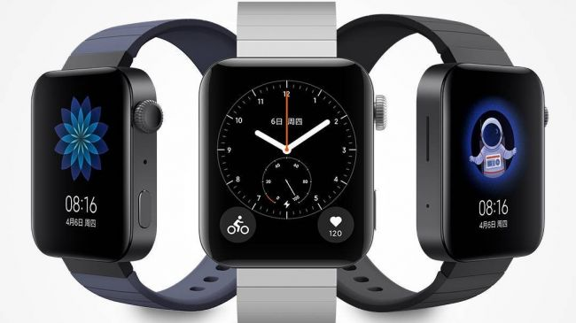 Xiaomi Mi Watch revealed with LTE and Wear OS