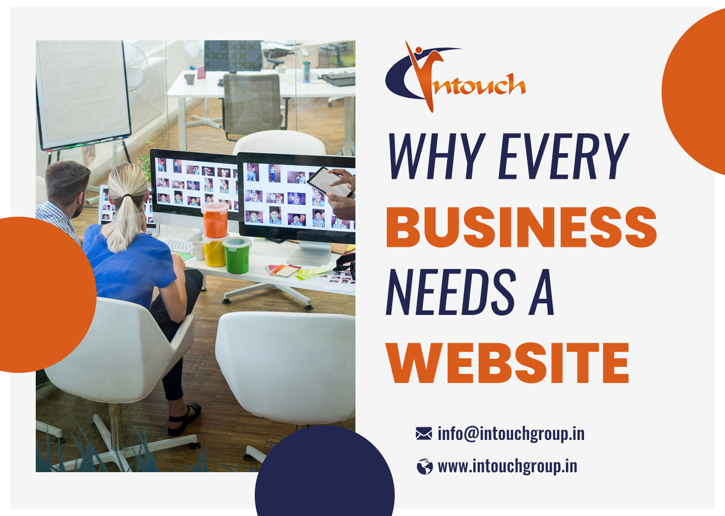 Why Website is Important for a Business?