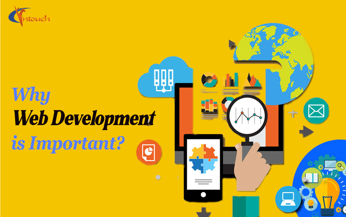 Why Web Development is Important?